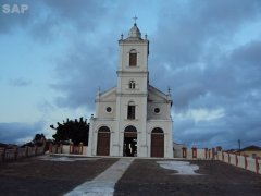 Igreja localizada na Vila de Cimbres, município de Pesqueira - PE